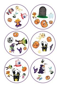 Dobble Halloween2