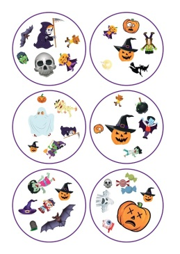 Dobble Halloween3