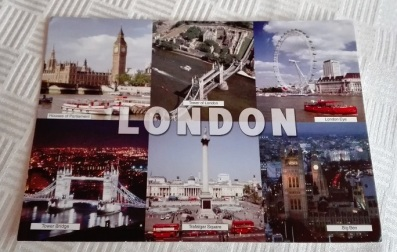Postcard London