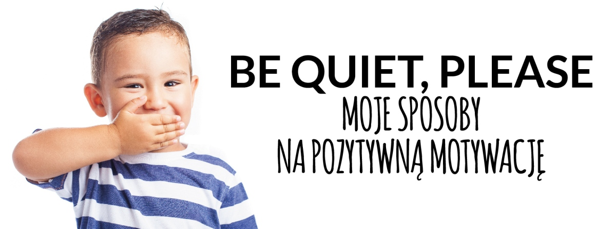 Be quiet, please ...