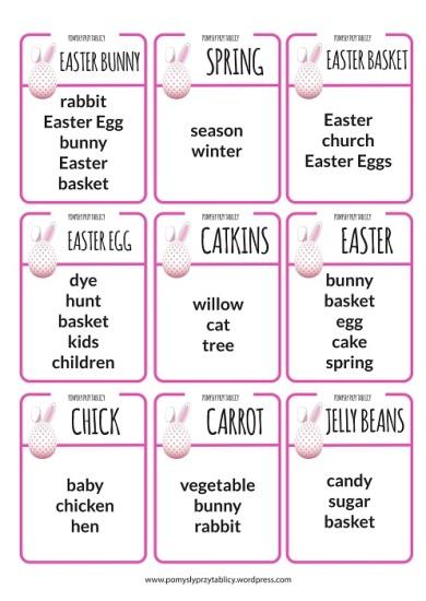 Taboo Easter Spring-2