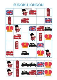 sudoku London-2