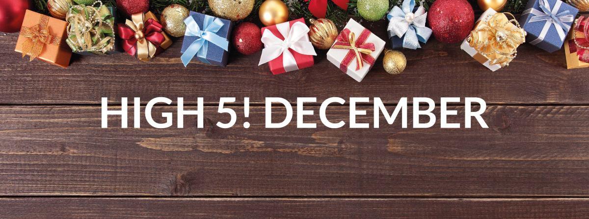 5 pomysłów na grę BINGO! w bożonarodzeniowej odsłonie