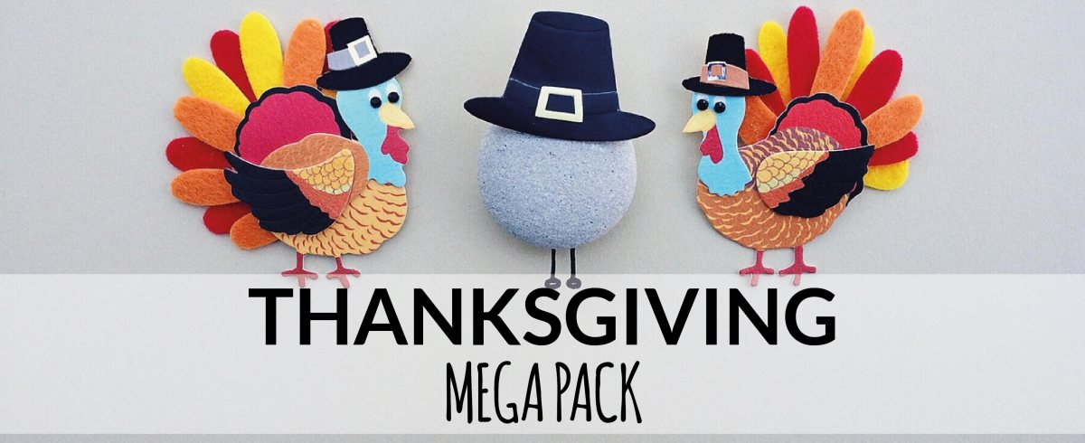 Thanksgiving games: mega pack