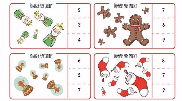 klamerki liczby cyfry Christmas-03