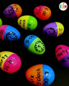 I-love-this-telling-time-activity-for-kids-Match-up-plastic-Easter-eggs.-Such-a-clever-math-center-or-telling-time-game-for-kids.-750x937